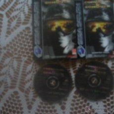 Videojuegos y Consolas: JUEGO SEGA SATURN COMMAND & CONQUER. Lote 101870764