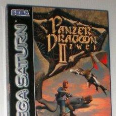 Videojuegos y Consolas: PANZER DRAGOON II ZWEI [TEAM ANDROMEDA] [SEGA] [1996] [SEGA SATURN] [EURO / PAL]. Lote 43782784