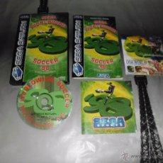 Videojuegos y Consolas: JUEGO CONSOLA SEGA SATURN WORLDWIDE SOCCER 98 CLUB EDITION PFS. Lote 49643455