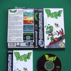 Videojuegos y Consolas: JUEGO SEGA SATURN BUG. Lote 103457007