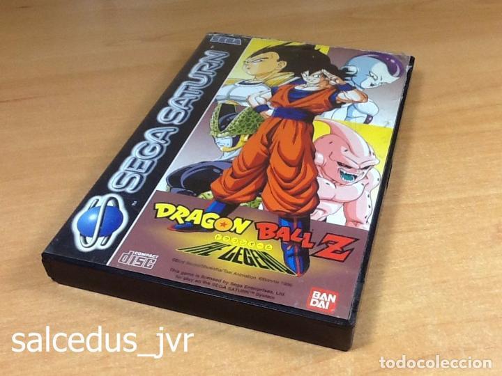 Dragon Ball Z The Legend Juego Para Sega Saturn Comprar