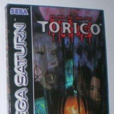 Videojuegos y Consolas: TORICO [SYSTEM SACOM] 1997 SEGA SATURN [PAL] . Lote 67000014