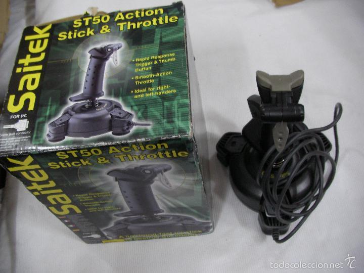 JOYSTICK MANDO SEGA EN SU CAJA (Juguetes - Videojuegos y Consolas - Sega - Saturn)