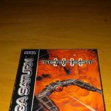 Videojuegos y Consolas: TEMPEST 2000 PARA SEGA SATURN. Lote 78416631