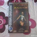 Videojuegos y Consolas: TOMB RAIDER SEGA SATURN. Lote 90338428