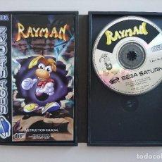 Videojuegos y Consolas: RAYMAN. Lote 95272279