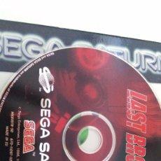 Videojuegos y Consolas: ANTIGUO JUEGO SEGA SATURN LAST BRONX . Lote 97438391