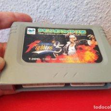 Videojuegos y Consolas: CARTUCHO JUEGO THE KING OF FIGHTERS SNK 1995 SEGA SATURN JAPAN CONSOLA VIDEOJUEGO. Lote 97877459