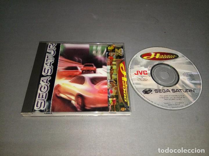 918- JUEGO HIGHWAY 2000 -- 670900850/1994 -- SEGA SATURN PAL (Juguetes - Videojuegos y Consolas - Sega - Saturn)
