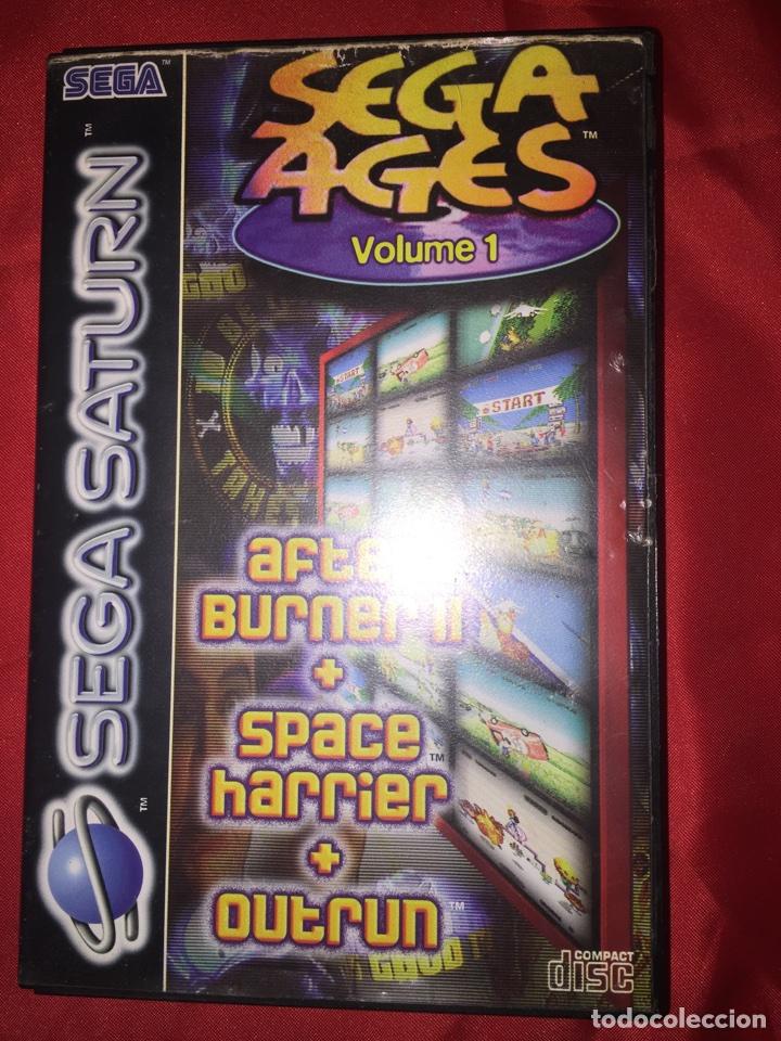 Juego Sega Saturn Sega Ages Volumen 1 Comprar Videojuegos Y