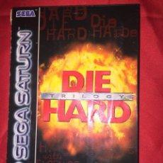 Videojuegos y Consolas: JUEGO SEGA SATURN DIE HARD. Lote 105579526