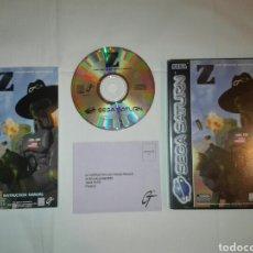 Videojuegos y Consolas: SEGA SATURN Z THE BITMAP BROTHERS.. Lote 113302398