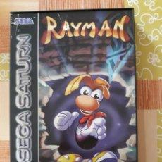 Videojuegos y Consolas: RAYMAN - SEGA SATURN. Lote 114013075