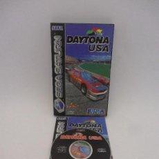 Videojuegos y Consolas: DAYTONA USA-SEGA SATURN. Lote 115231515