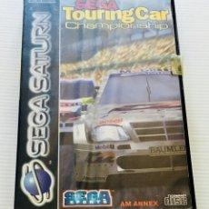 Videojuegos y Consolas: SEGA TOURING CAR [AM ANNEX] 1996 1997 SEGA SATURN [PAL]. Lote 116758304