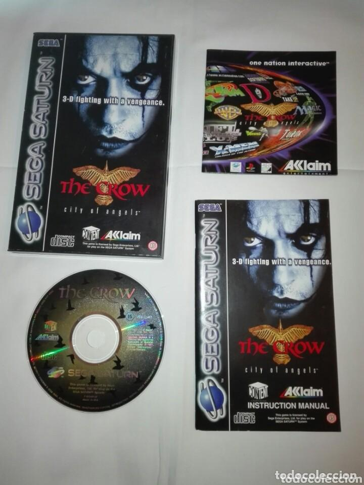 Lote De 4 Juegos Sega Saturn Z The Bitmap Brot Comprar