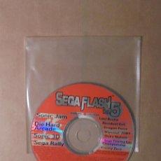 Videojuegos y Consolas: SEGA SATURN - SEGA FLASH VOL.5 . Lote 117959215