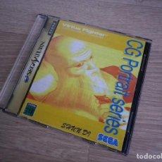 Videojuegos y Consolas: VIRTUA FIGHTER CG PORTRAIT SERIES VOL.7 SEGA SATURN NTSC JAP. Lote 128488155