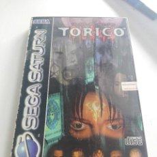 Videojuegos y Consolas: VIDEOJUEGO SEGA SATURN TORICO. Lote 138141576