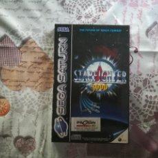 Videojuegos y Consolas: STARFIGHTER 3000 SEGA SATURN . Lote 142793270