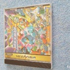 Videojuegos y Consolas: MEGAMAN X3 ROCKMAN SEGA SATURN JAPAN. Lote 142868282