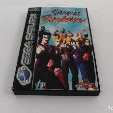 Videojuegos y Consolas: VIDEOJUEGO VIRTUA FIGHTER PARA SEGA SATURN. Lote 144765090