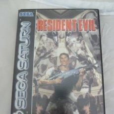 Videojuegos y Consolas: JUEGO PARA SEGA SATURN RESIDENT EVIL. Lote 147765990
