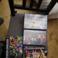 Videojuegos y Consolas: LOTE SATURN. Lote 151156676