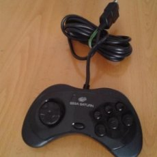 Videojuegos y Consolas: SEGA SATURN MANDO CONTROLLER MK-80313 ORIGINAL -NO CHINO- PLENO FUNCIONAMIENTO R8583. Lote 151391422