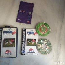 Videojuegos y Consolas: JUEGO SEGA SATURN FIFA 96 SOCCER. Lote 46661085