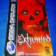 Videojuegos y Consolas: JUEGO PARA SEGA SATURN --- EXHUMED --- BOX17. Lote 154578150