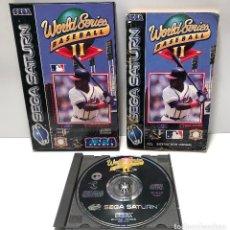 Videojuegos y Consolas: WORLD SERIES BASEBALL II SEGA SATURN. Lote 154764906