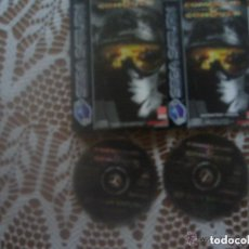 Videojuegos y Consolas: JUEGO SEGA SATURN COMMAND&CONQUER. Lote 155717302
