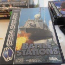 Videojuegos y Consolas: JUEGO SEGA SATURN BATTLE STATIONS. Lote 155814170
