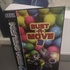 Videojuegos y Consolas: BUST A MOVE 3 SEGA SATURN . Lote 155821574