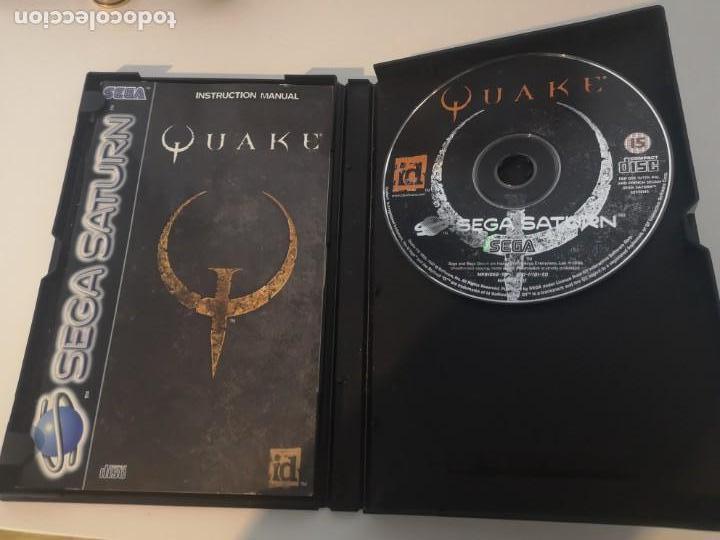 Videojuegos y Consolas: Juego Sega saturn quake - Foto 2 - 155814830