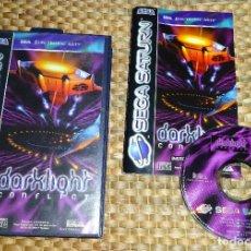 Videojuegos y Consolas: JUEGO SEGA SATURN - DARKLIGHT CONFLICT - PAL ESPAÑA - COMPLETO. Lote 168857324