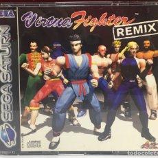 Videogiochi e Consoli: JUEGO SEGA SATURN VIRTUA FIGHTER REMIX. Lote 169970124