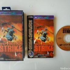 Videojuegos y Consolas: SOVIET STRIKE SEGA SATURN. Lote 181108820