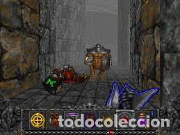 Videojuegos y Consolas: LOTE JUEGO DE SEGA SATURN - HEXEN - Foto 5 - 187180146