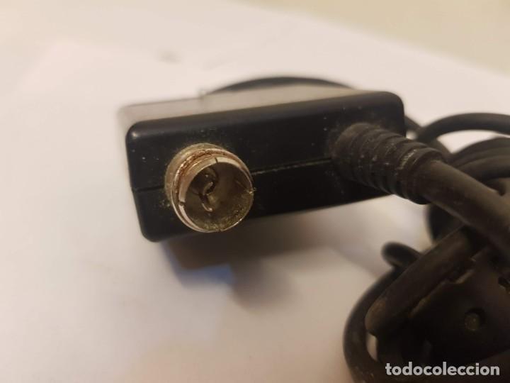 Videojuegos y Consolas: Consola Sega Saturn Cable Antena Conmutador Original MK 80306 CH - Foto 6 - 187467753