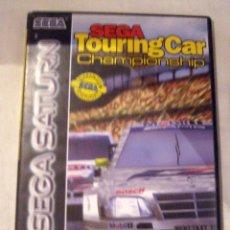 Videojuegos y Consolas: JUEGO SEGA SATURN SEGA TURING CAR CHAMPIONSHIP PRECIO DE SALIDA 1 €. Lote 191309853