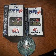 Videojuegos y Consolas: JUEGO SEGA SATURN FIFA SOCCER 96. Lote 192348290