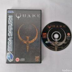 Videojuegos y Consolas: QUAKE SEGA SATURN. Lote 192786507