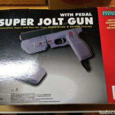 Videojuegos y Consolas: SUPER JOLT GUN SEGA SATURN PSX. Lote 197444453