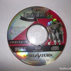 Videojuegos y Consolas: SEGA SATURN DRAGON FORCE JAPONES 1996 NTCS-J. Lote 209067045