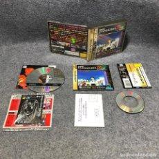 Videojuegos y Consolas: EVANGELION 2ND IMPRESSION SEGA SATURN. Lote 210756564
