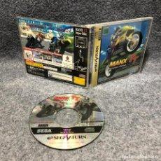 Videojuegos y Consolas: MANX TT SUPER BIKE SEGA SATURN. Lote 210756597