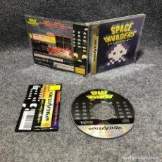Videojuegos y Consolas: SPACE INVADERS SEGA SATURN. Lote 210756635