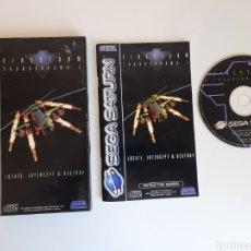 Videojuegos y Consolas: FIRESTORM THUNDERHAWK SEGA SATURN. Lote 221318327